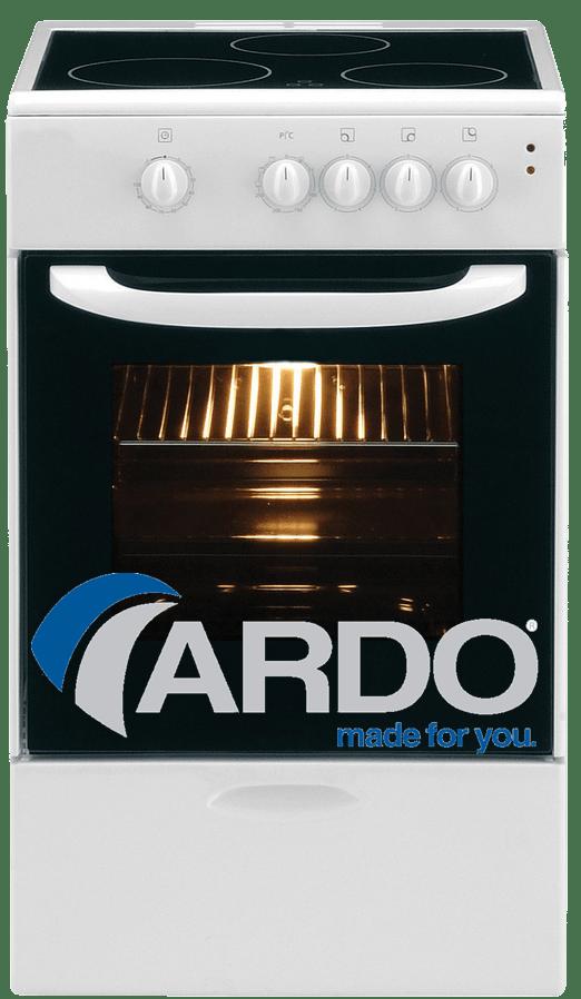 Ремонт электрической плиты Ardo с ручками