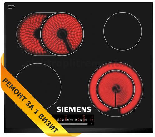 Реонт варочных панелей Siemens