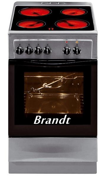 Электрическая плита с духовкой Brandt