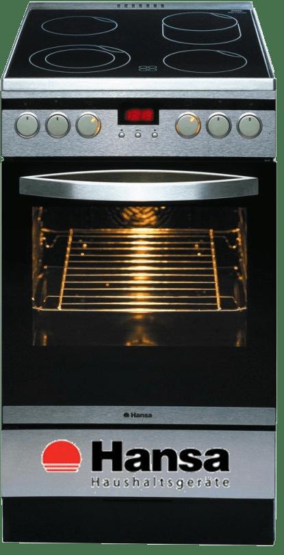 Электрическая плита Ханса