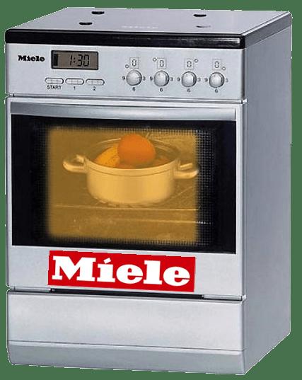 Ремонт электроплит Miele на дому