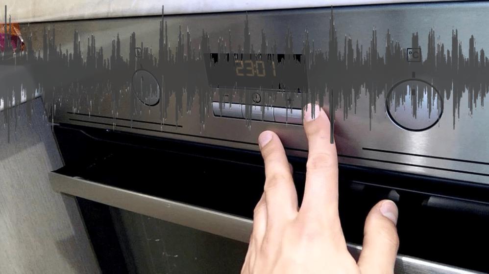Шум от духового шкафа