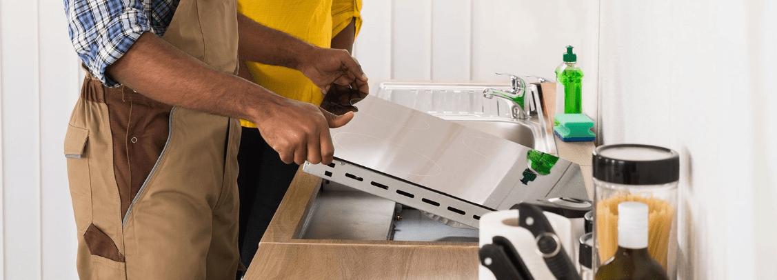Ремонт бытовой плиты